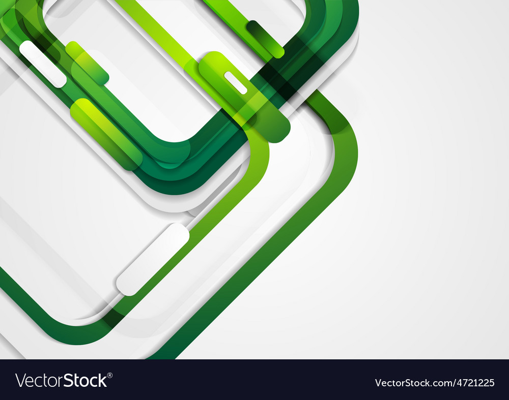 Abstract green geometric corporate background vector   Price: 1 Credit (USD $1)