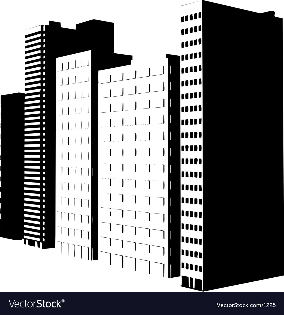 Buildings design vector   Price: 1 Credit (USD $1)
