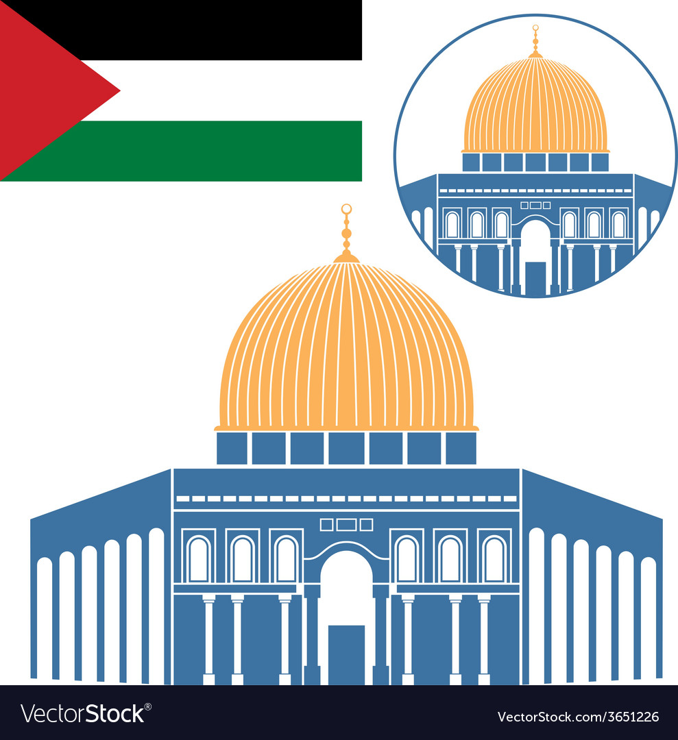 Palestine vector | Price: 1 Credit (USD $1)