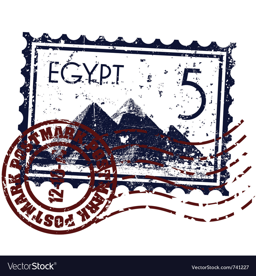 Egypt print icon vector | Price: 1 Credit (USD $1)