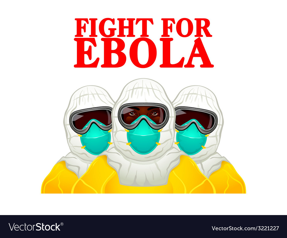 Fight for ebola vector | Price: 1 Credit (USD $1)