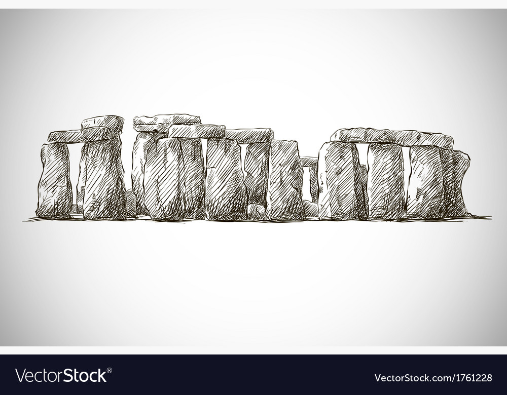 Stonehenge vector | Price: 1 Credit (USD $1)