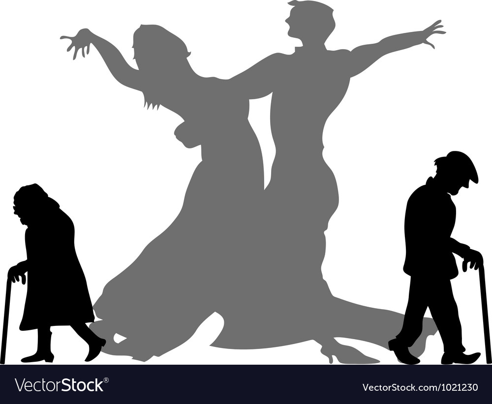 Dream to be the dancing partner vector   Price: 1 Credit (USD $1)