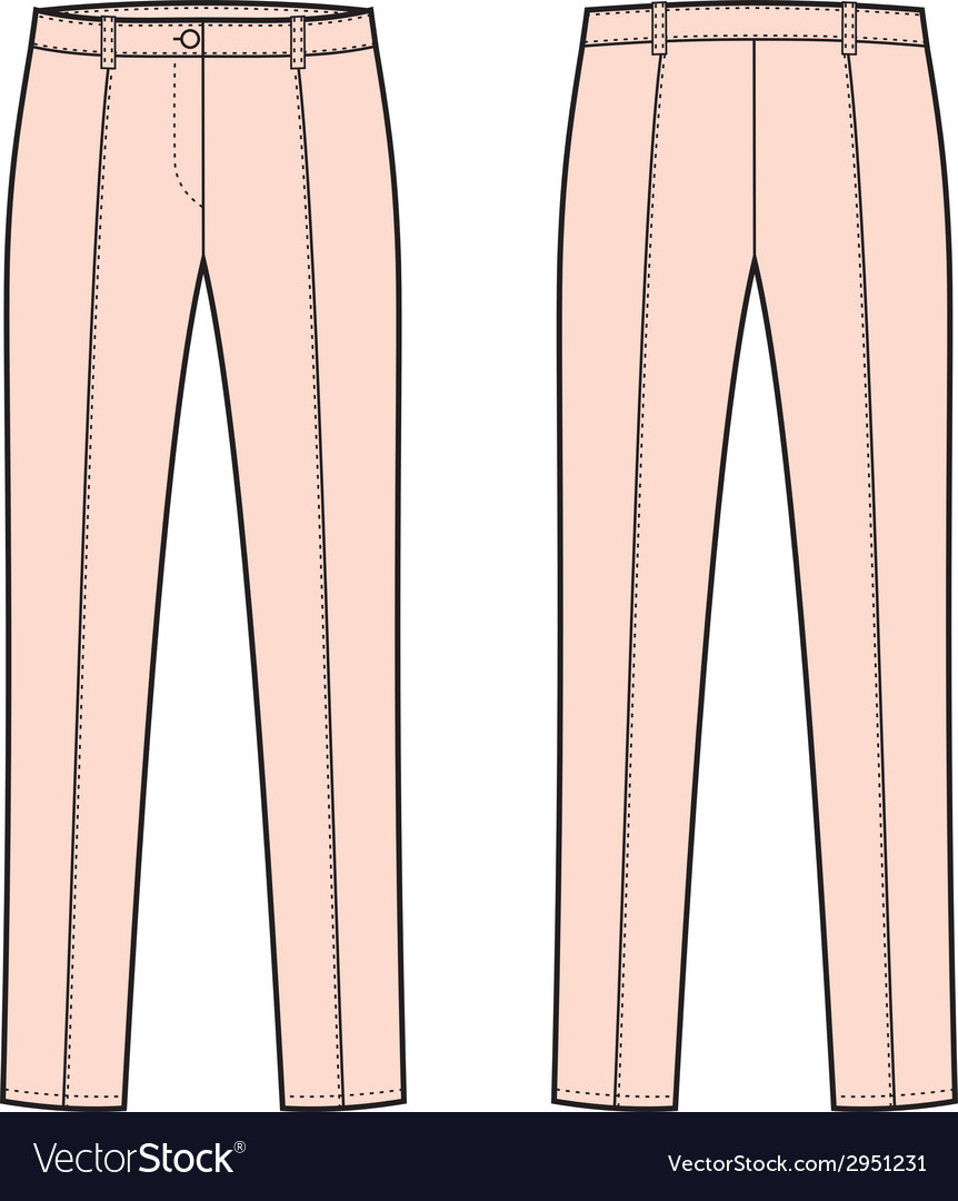 Pants vector | Price: 1 Credit (USD $1)