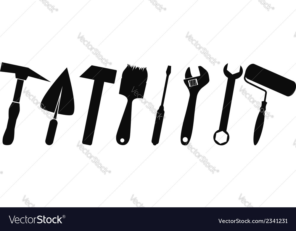 Tools for repair vector | Price: 1 Credit (USD $1)