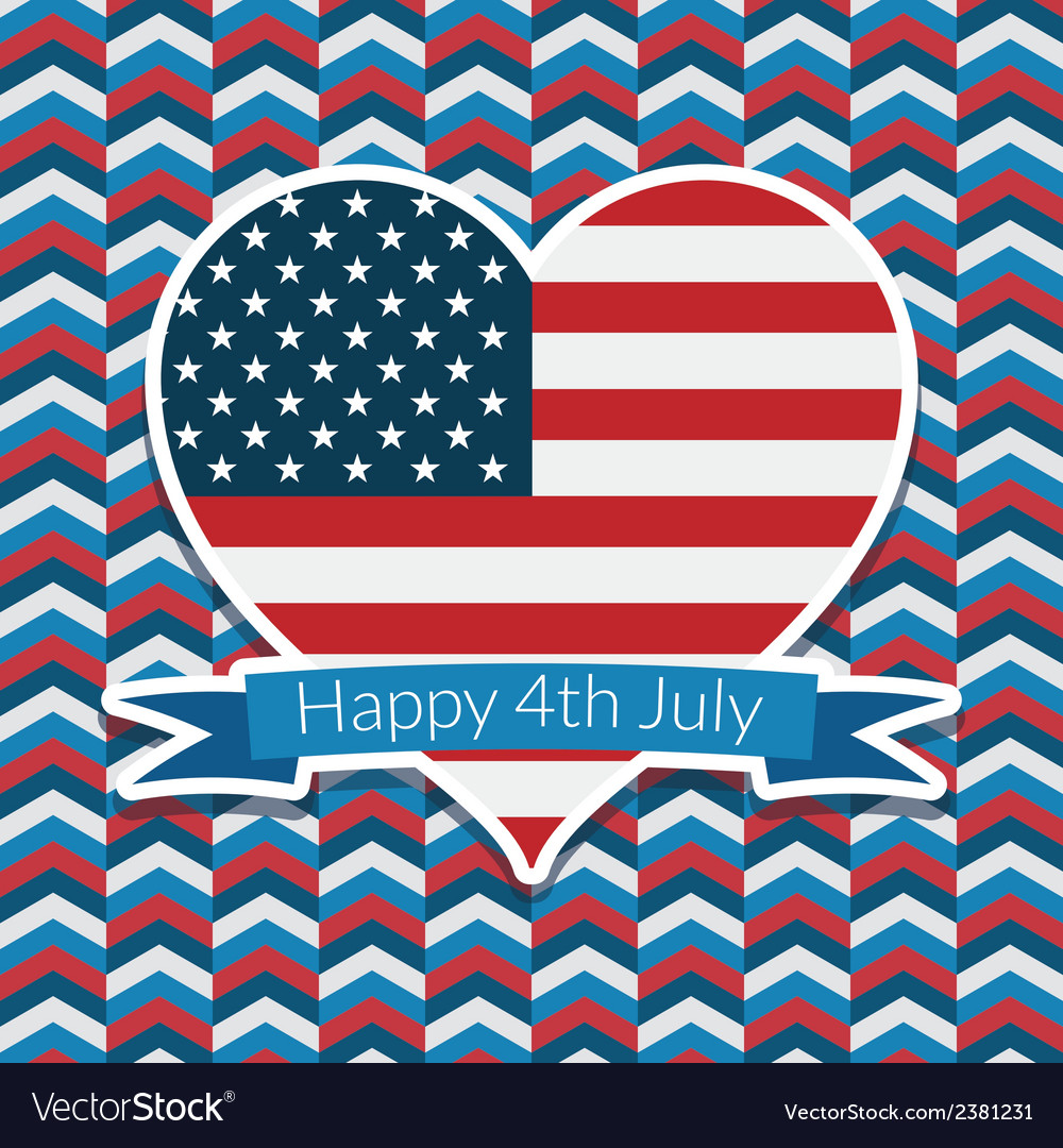 Usa decoration vector | Price: 1 Credit (USD $1)