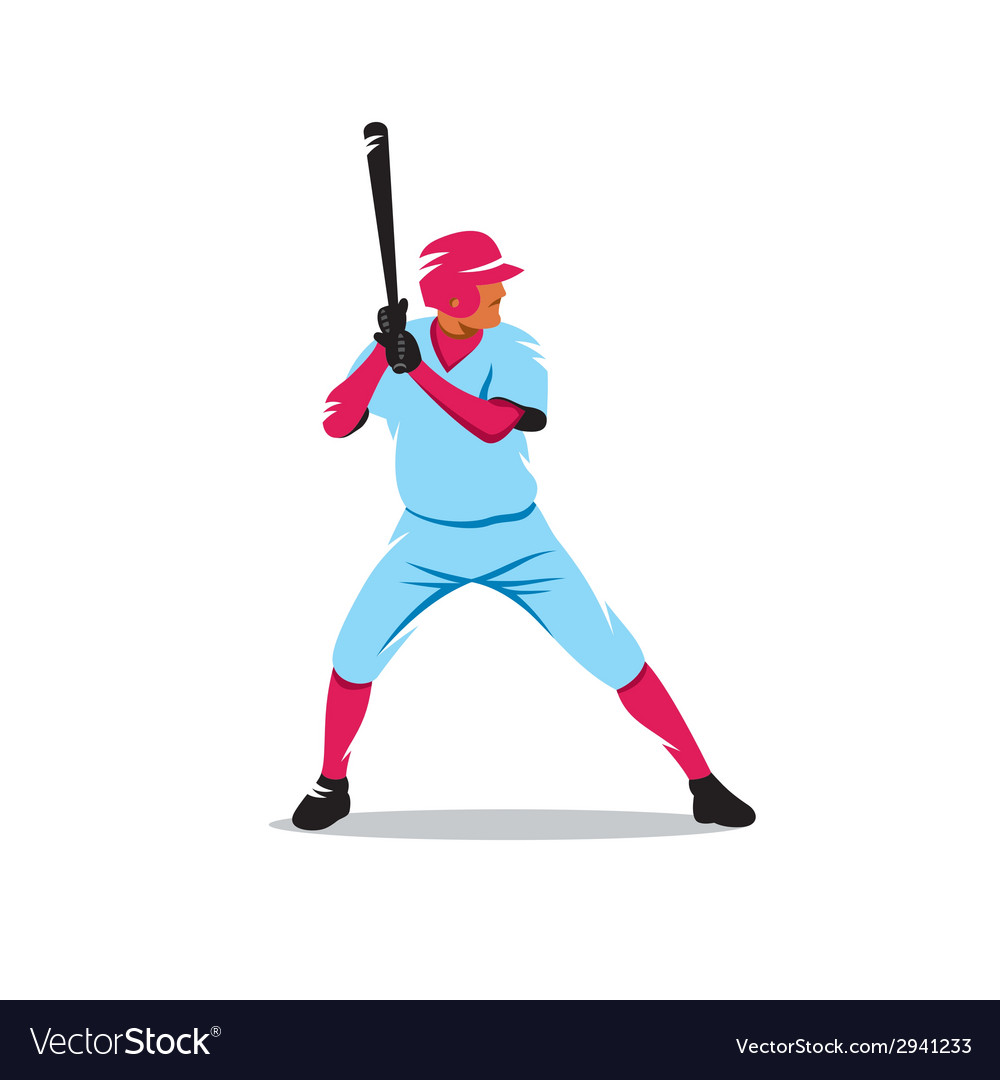 Baseball sign vector | Price: 1 Credit (USD $1)