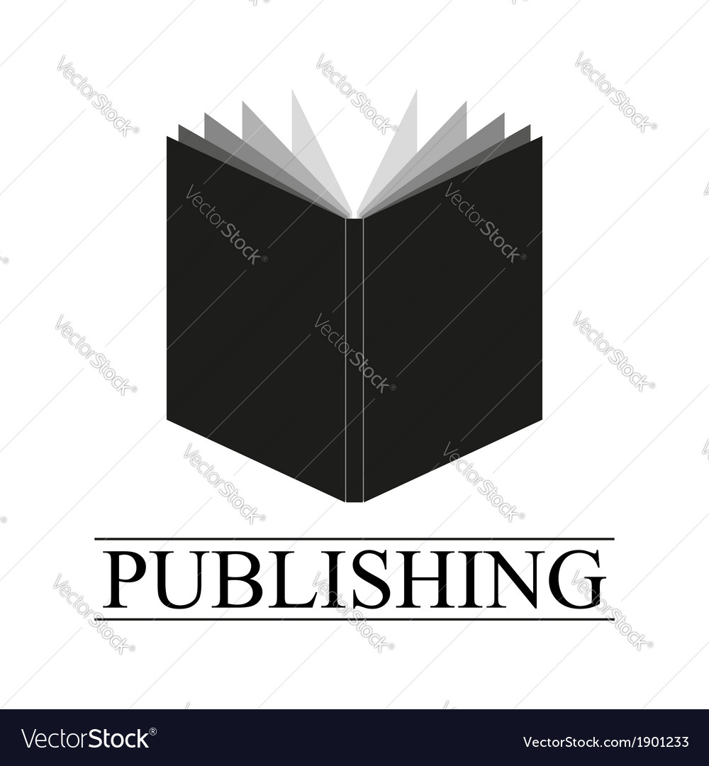 Book logo vector | Price: 1 Credit (USD $1)
