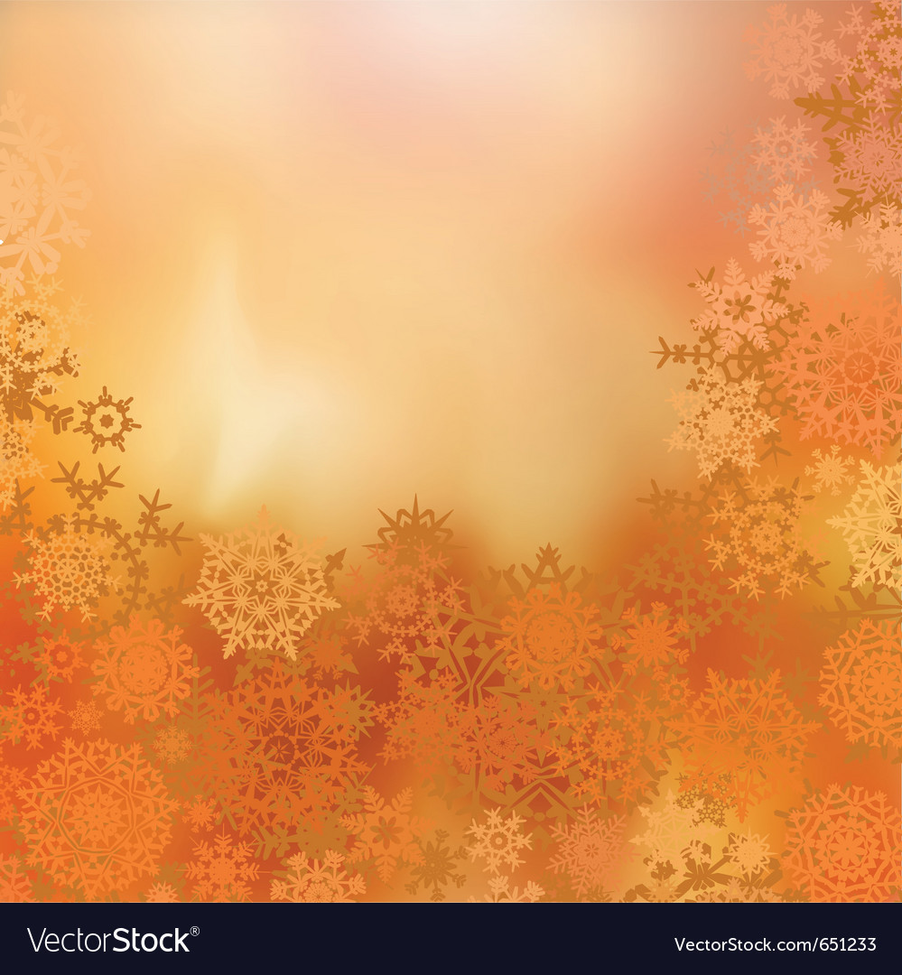 Christmas warm background vector | Price: 1 Credit (USD $1)