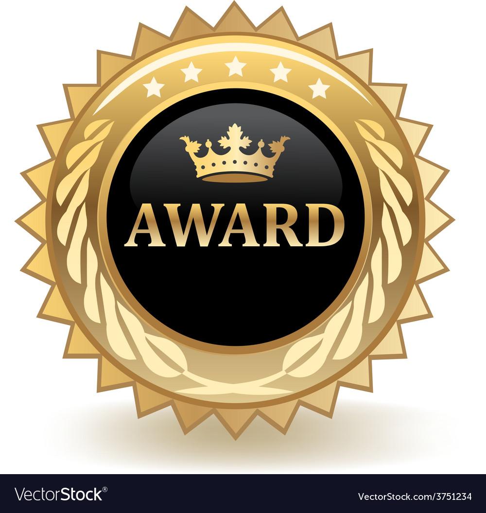 Award badge vector   Price: 1 Credit (USD $1)