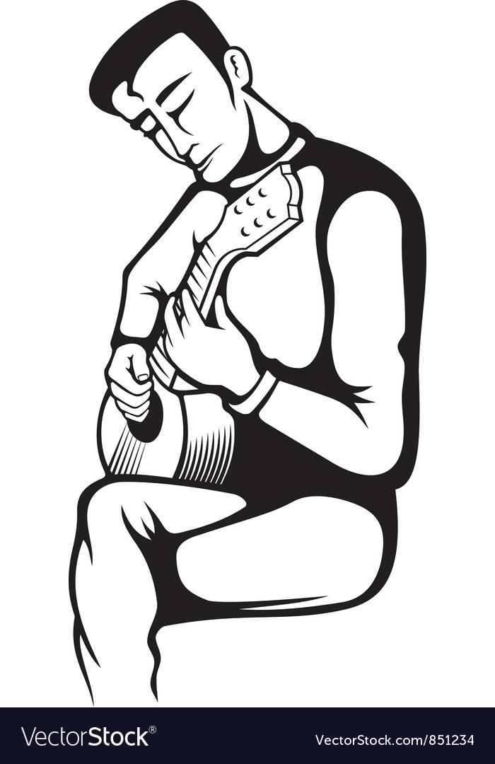 Guitarist vector   Price: 1 Credit (USD $1)