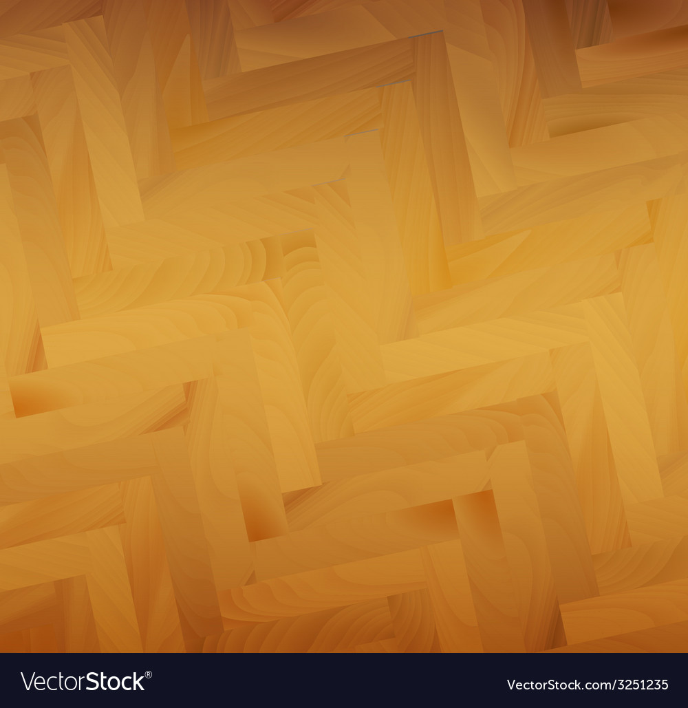 Wooden parquets pattern background vector | Price: 1 Credit (USD $1)
