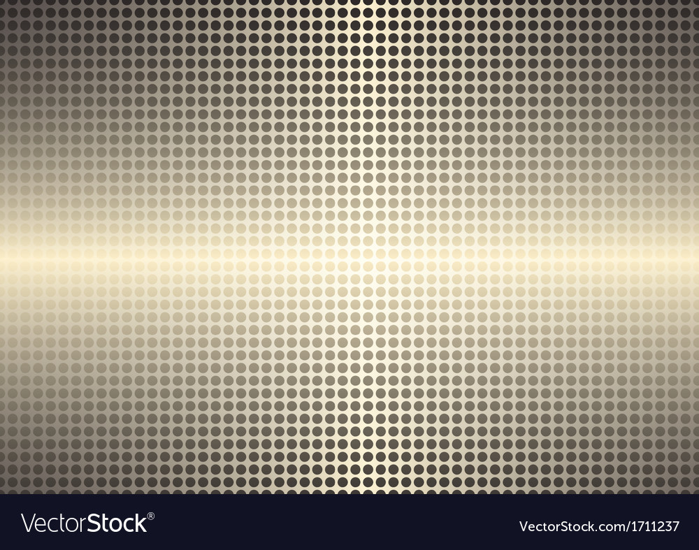 Golden spotted shining background vector | Price: 1 Credit (USD $1)