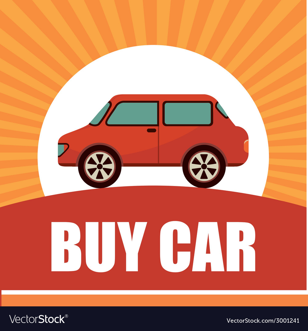 Buy car design vector | Price: 1 Credit (USD $1)