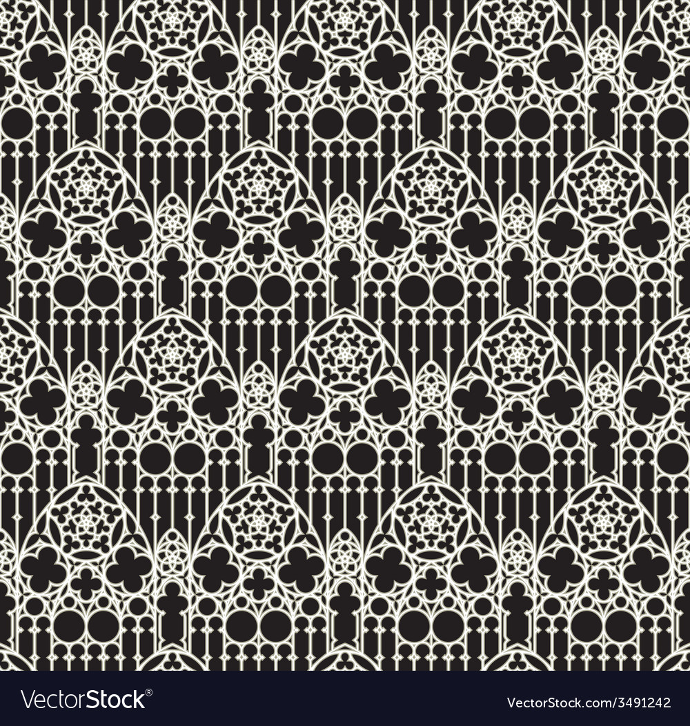 Gothic wlp 02 vector | Price: 1 Credit (USD $1)