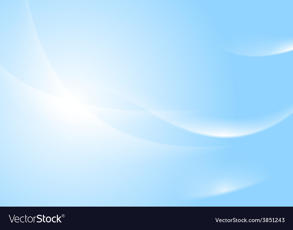 Abstract shiny blue wavy background vector   Price: 1 Credit (USD $1)
