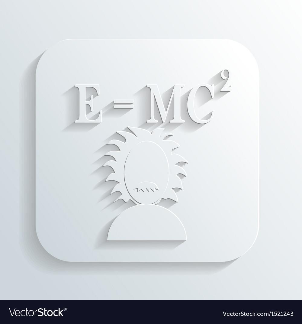 Scientist equation vector | Price: 1 Credit (USD $1)