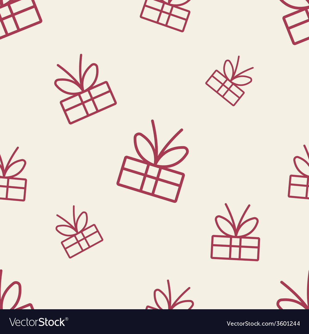 Gift pattern eighth vector | Price: 1 Credit (USD $1)