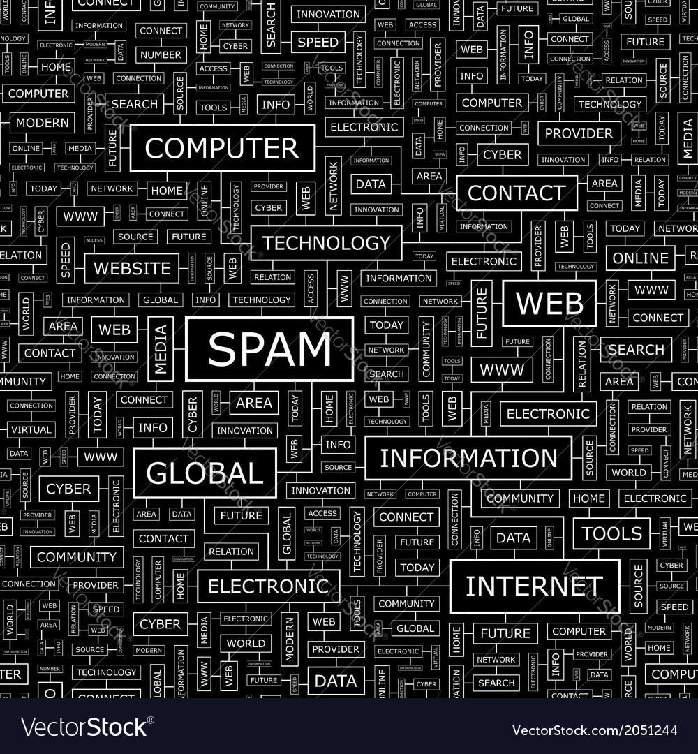 Spam vector | Price: 1 Credit (USD $1)