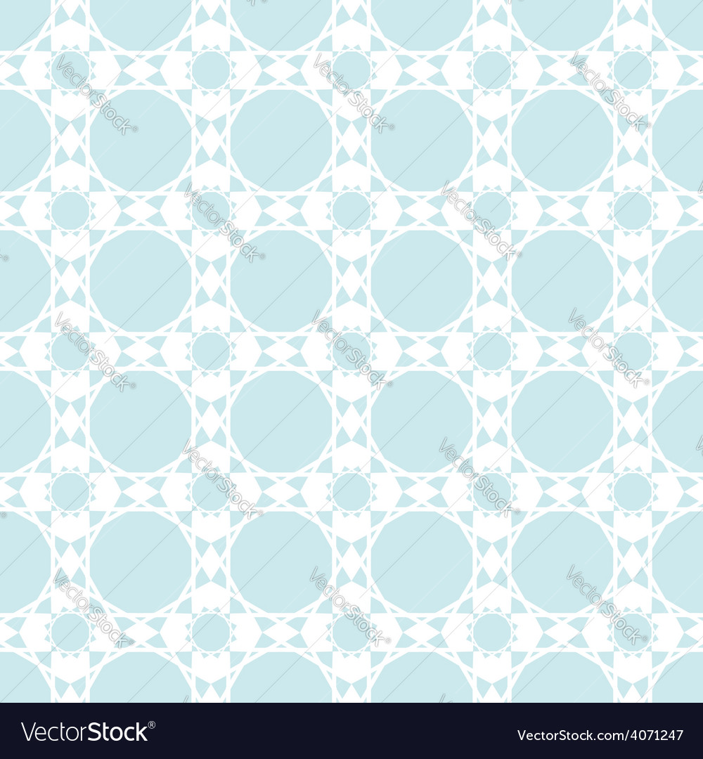 Seamless pattern of geometric elements vector | Price: 1 Credit (USD $1)