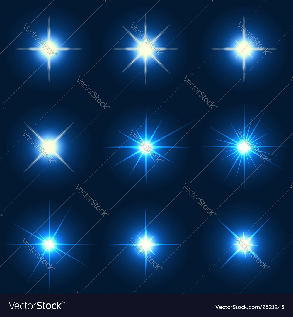 Sparks vector | Price: 1 Credit (USD $1)