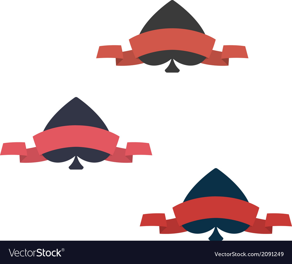 Flat peak gaming suit vector | Price: 1 Credit (USD $1)