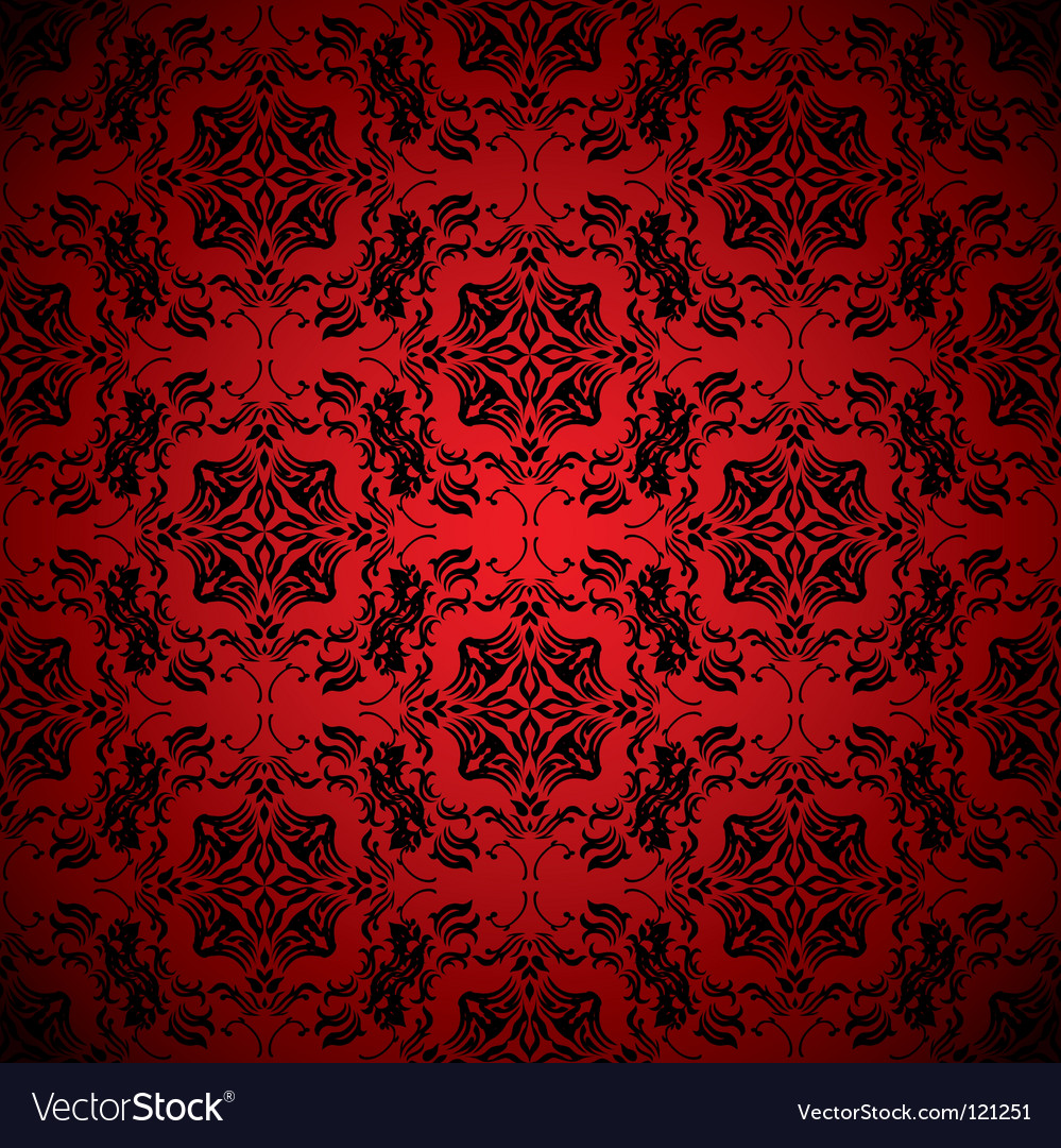 Red wallpaper vector | Price: 1 Credit (USD $1)