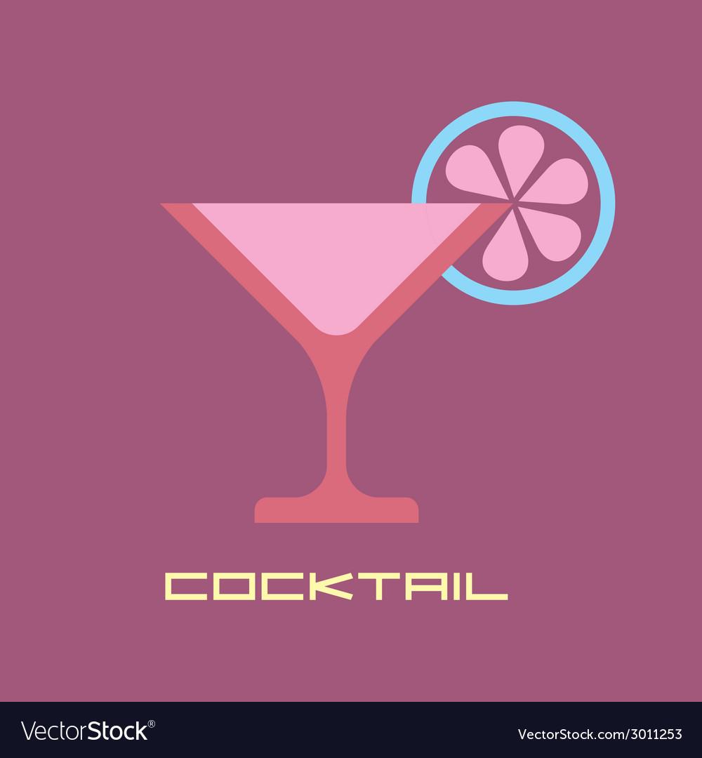 Martini icon vector | Price: 1 Credit (USD $1)