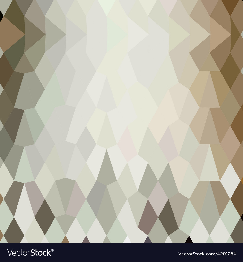 Field drab abstract low polygon background vector | Price: 1 Credit (USD $1)