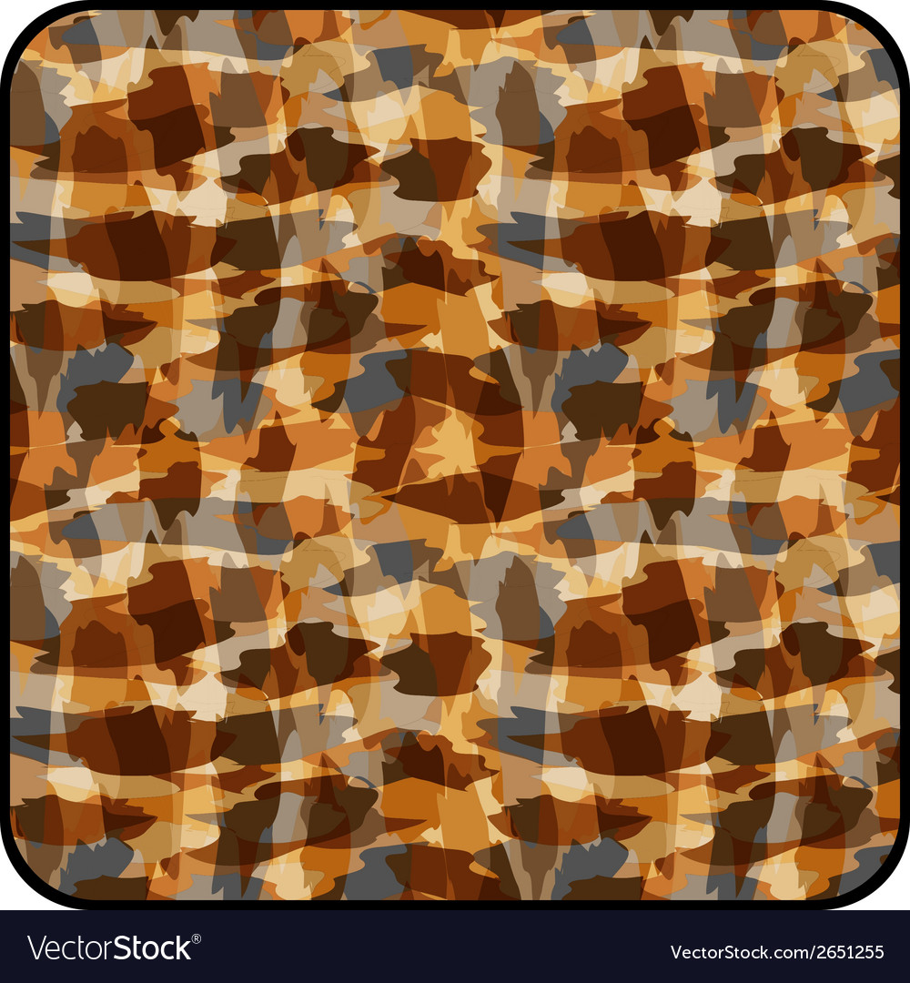 Camouflage button vector | Price: 1 Credit (USD $1)