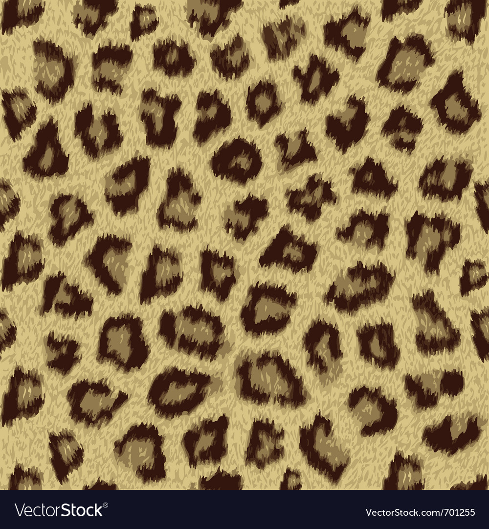 Cheetah fur pattern tile vector | Price: 1 Credit (USD $1)