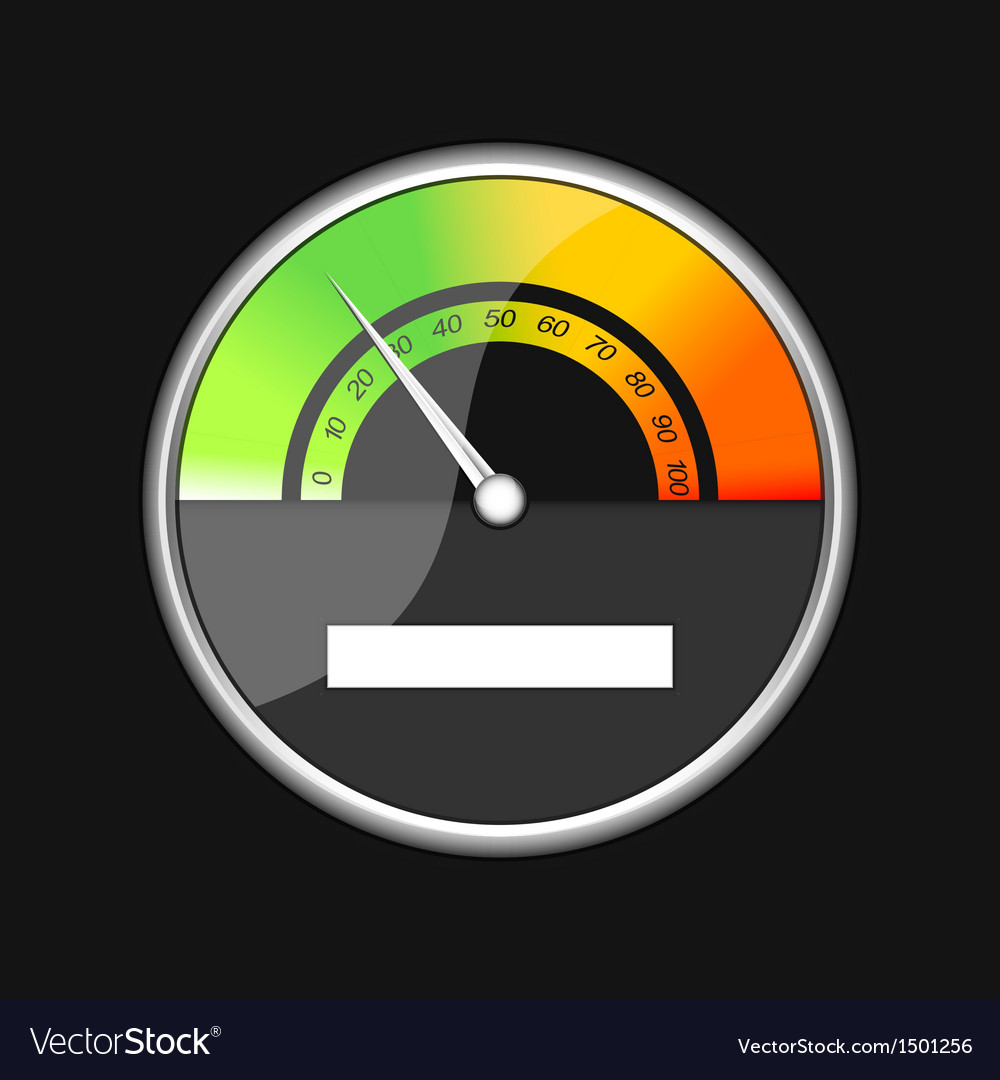 Measuring device vector | Price: 1 Credit (USD $1)