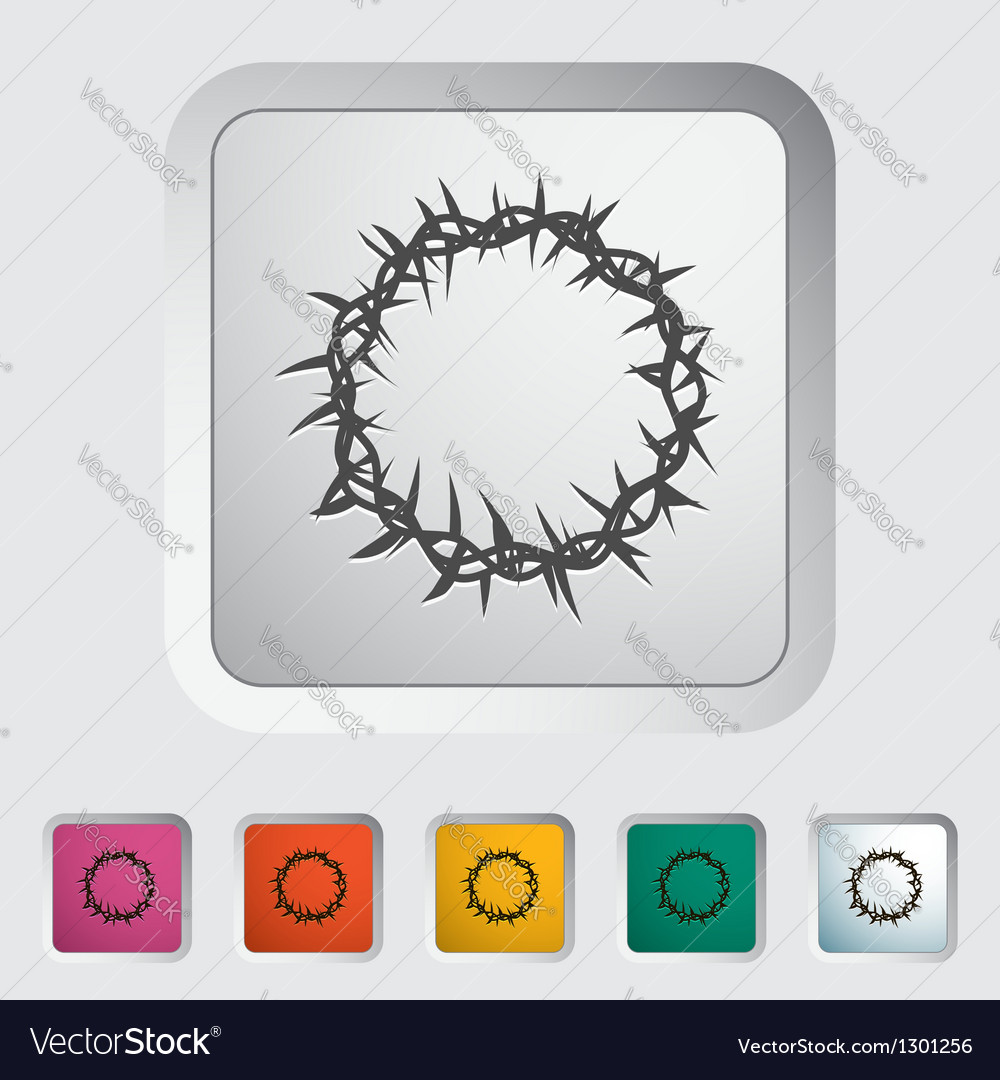 Thorns vector | Price: 1 Credit (USD $1)