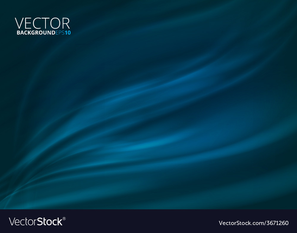 Deep water background vector | Price: 1 Credit (USD $1)