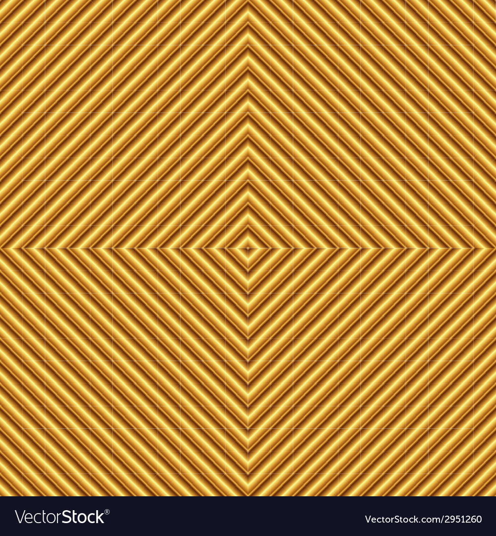 Golden abstract texture background vector