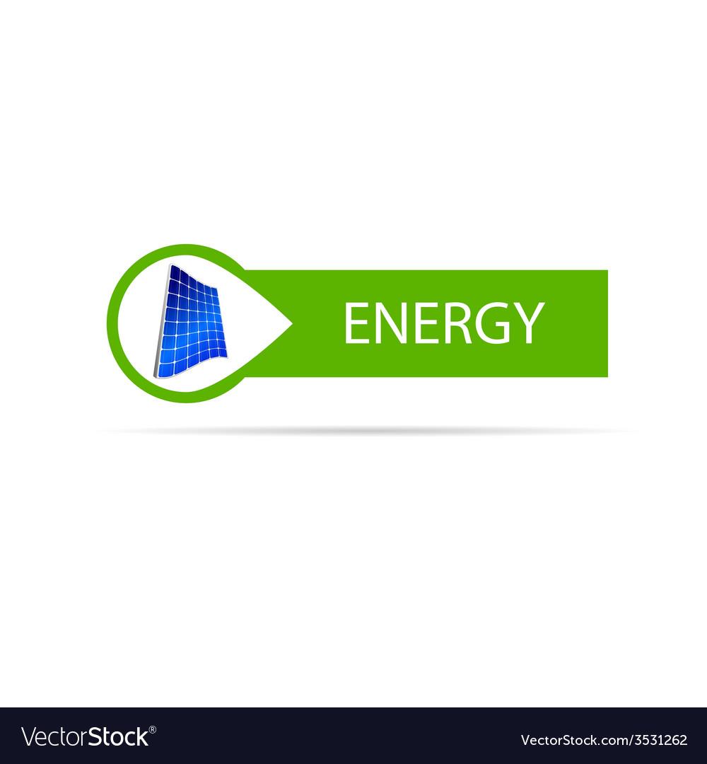 Energy icon color vector | Price: 1 Credit (USD $1)
