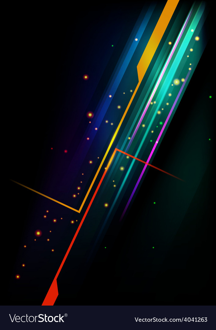 Abstract lines background vector | Price: 1 Credit (USD $1)