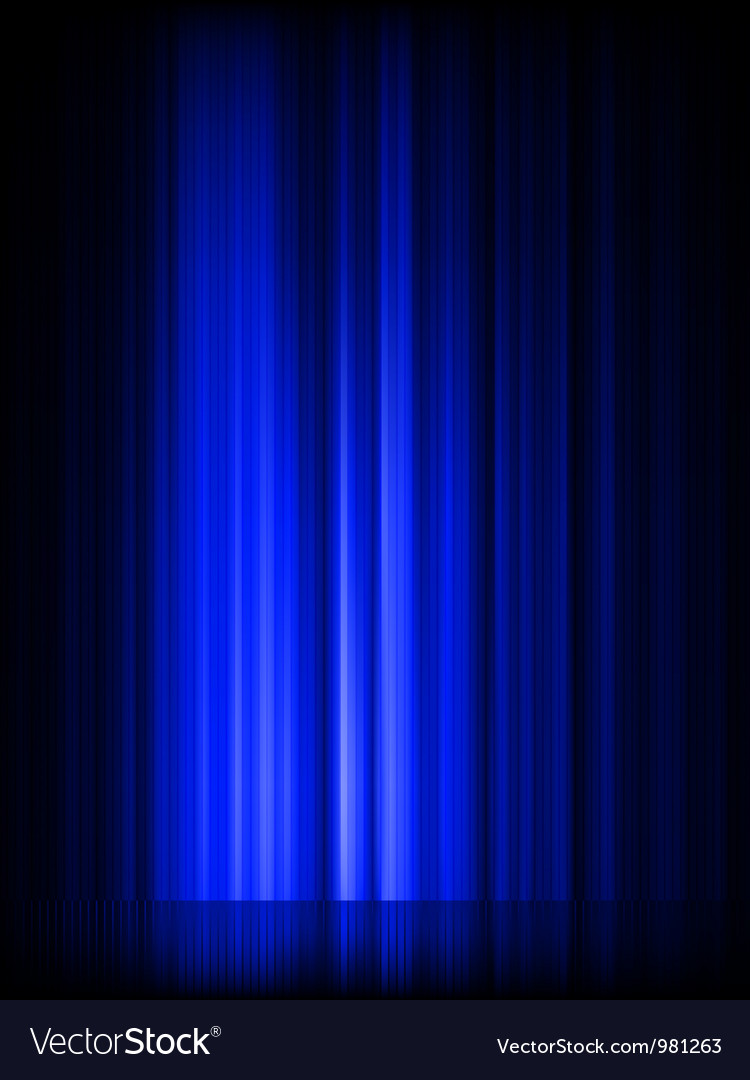 Blue abstract shiny background eps 8 vector | Price: 1 Credit (USD $1)