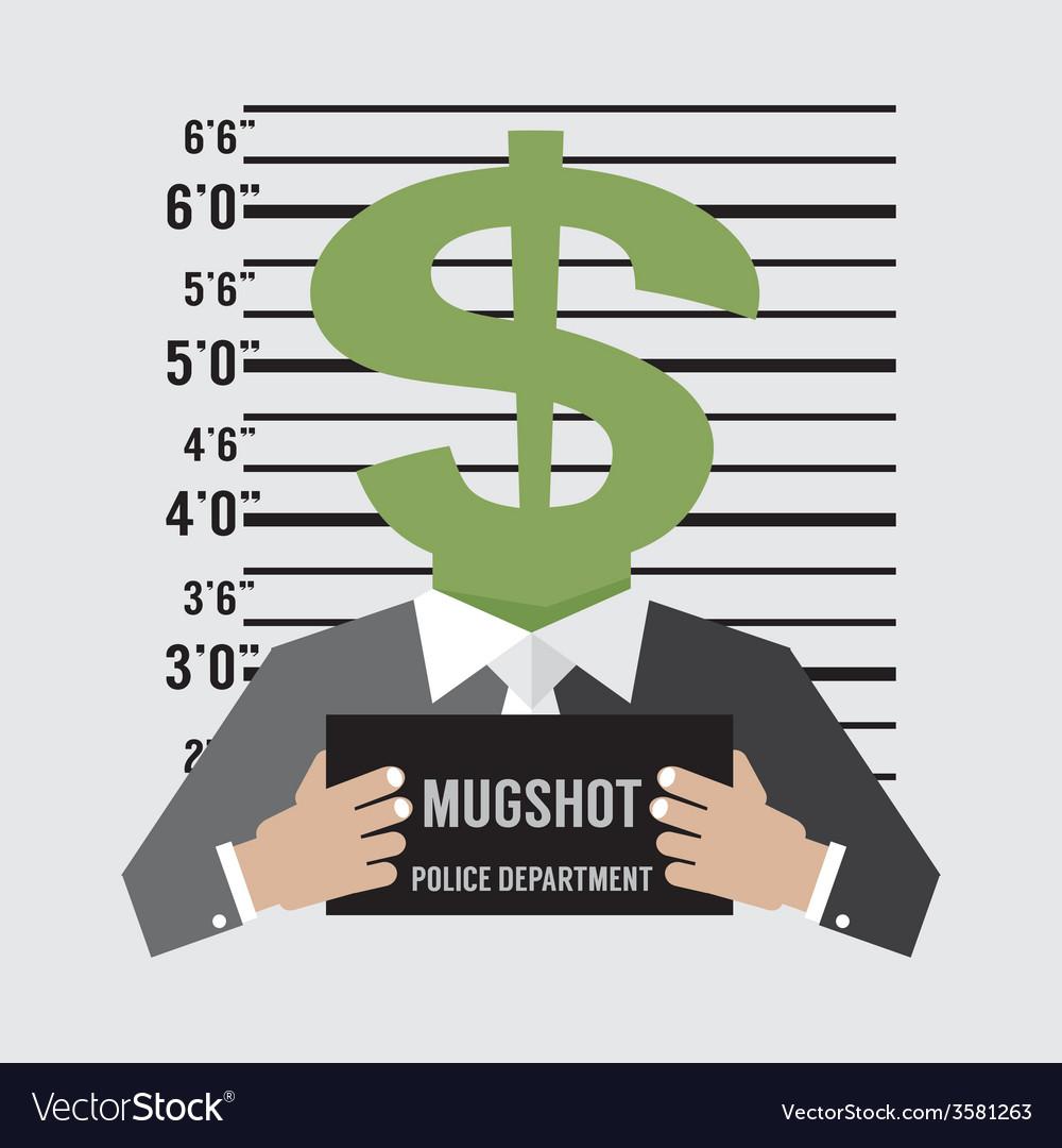 Business litigation concept vector | Price: 1 Credit (USD $1)
