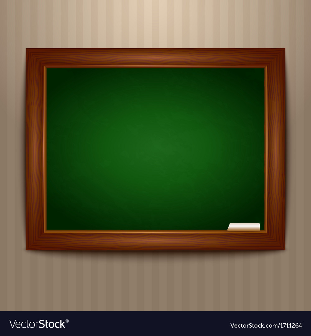 Schoolboard vector | Price: 1 Credit (USD $1)