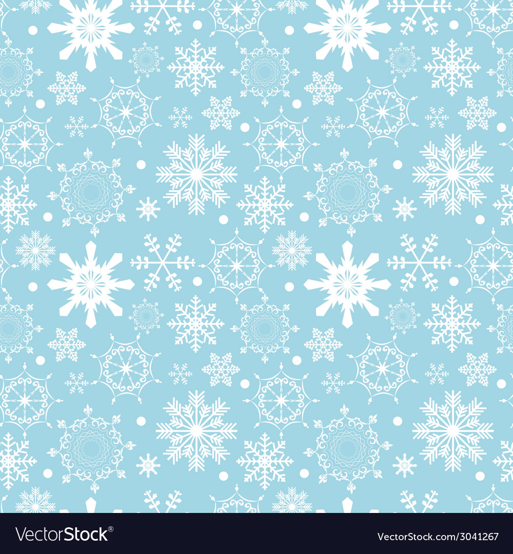 Abstract beauty christmas and new year seamless vector | Price: 1 Credit (USD $1)