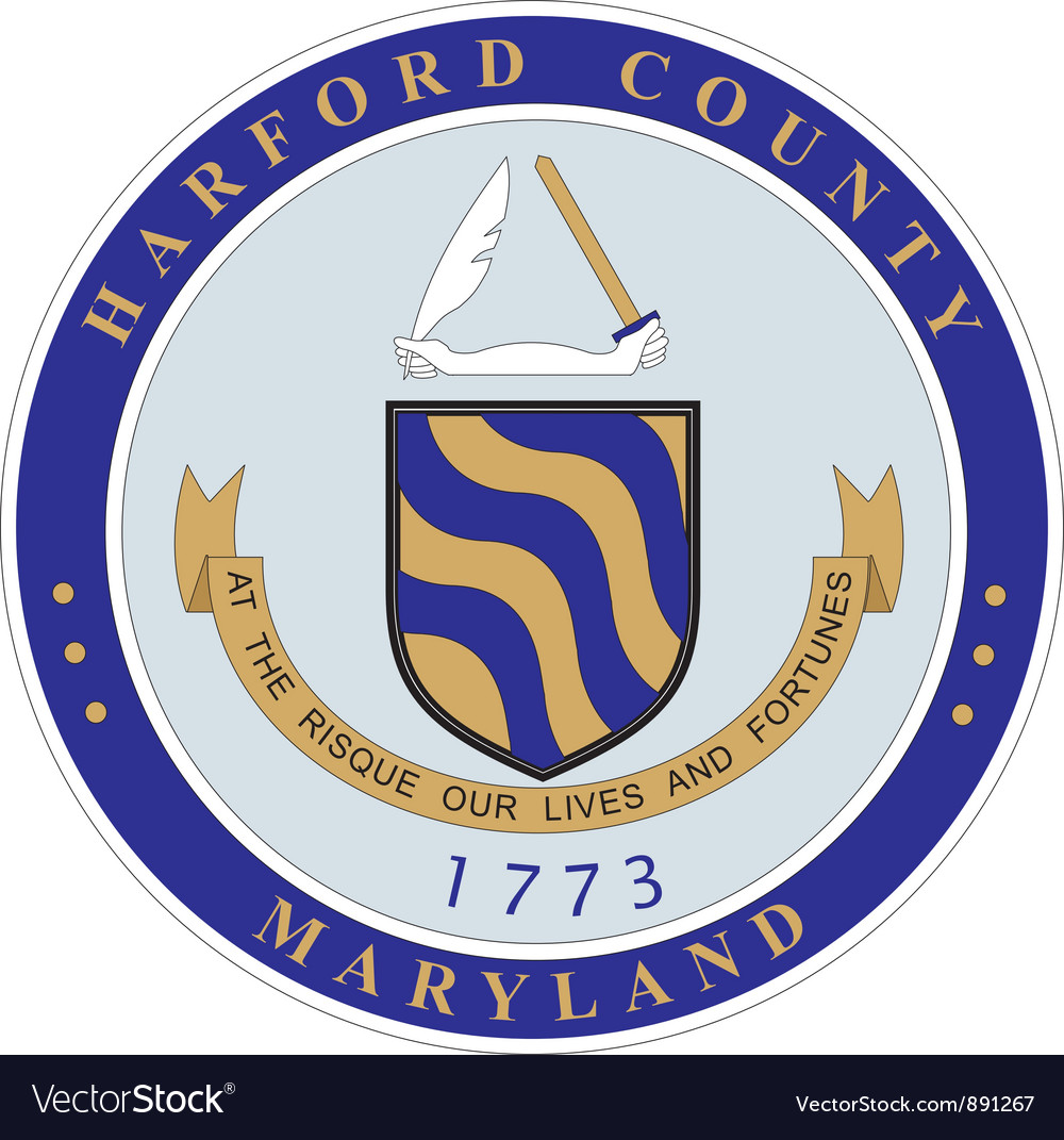 Harford county vector | Price: 1 Credit (USD $1)