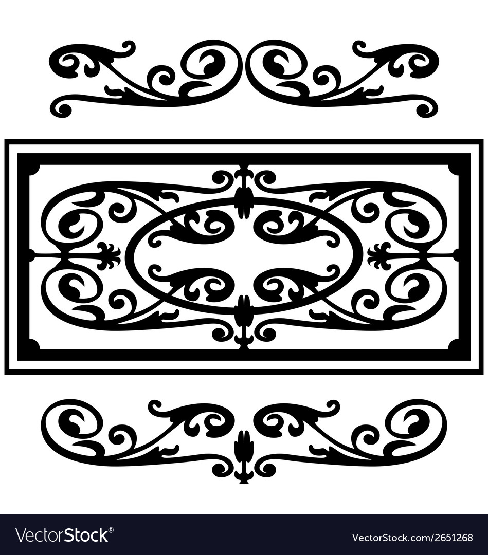 Swirling pattern vector | Price: 1 Credit (USD $1)
