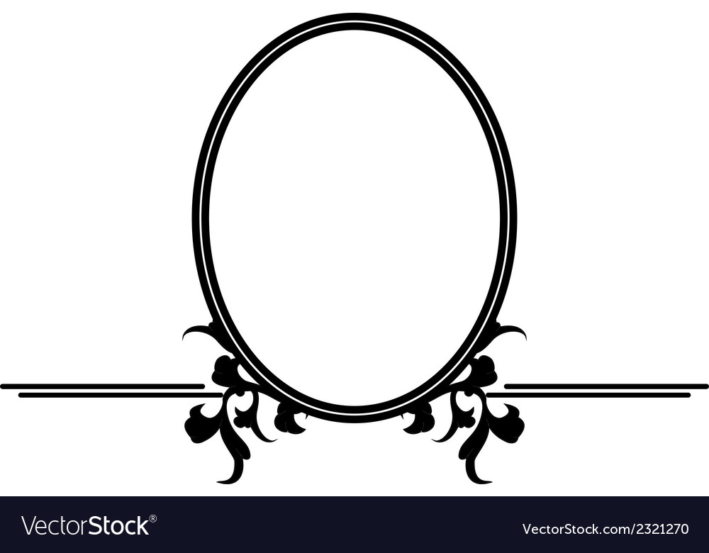 Mirror design vector | Price: 1 Credit (USD $1)