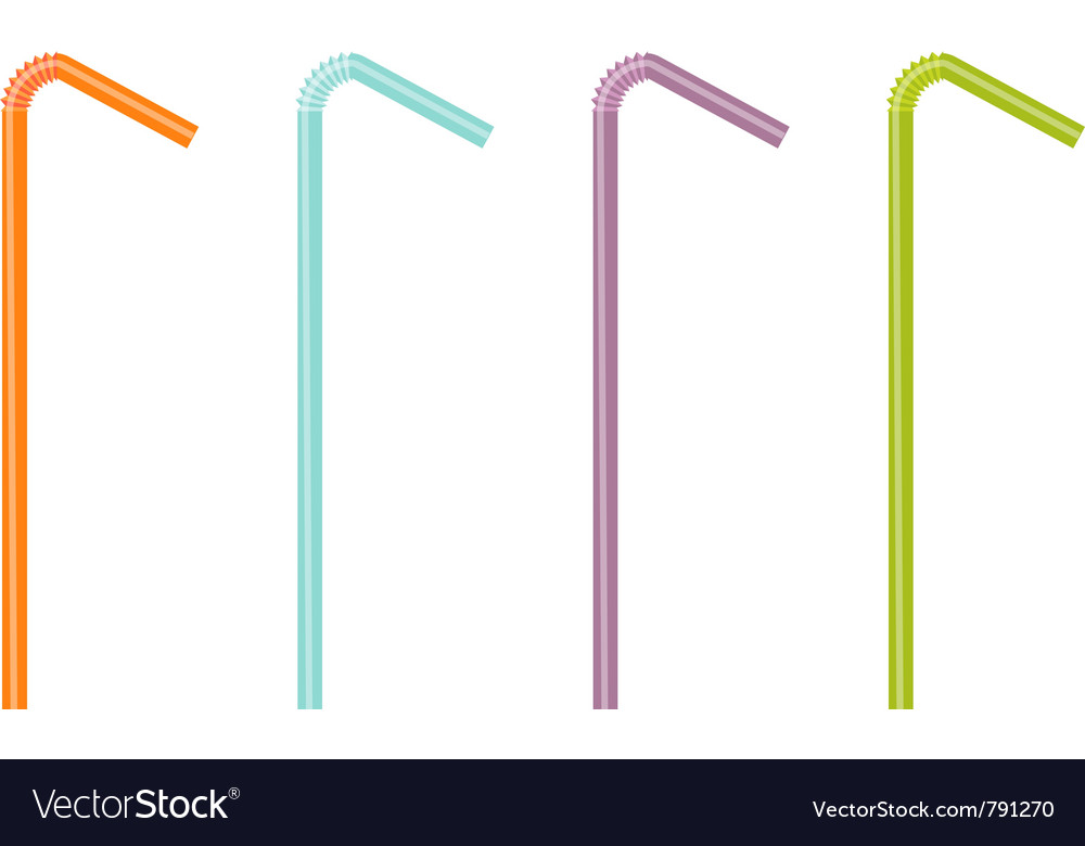 Straw vector | Price: 1 Credit (USD $1)
