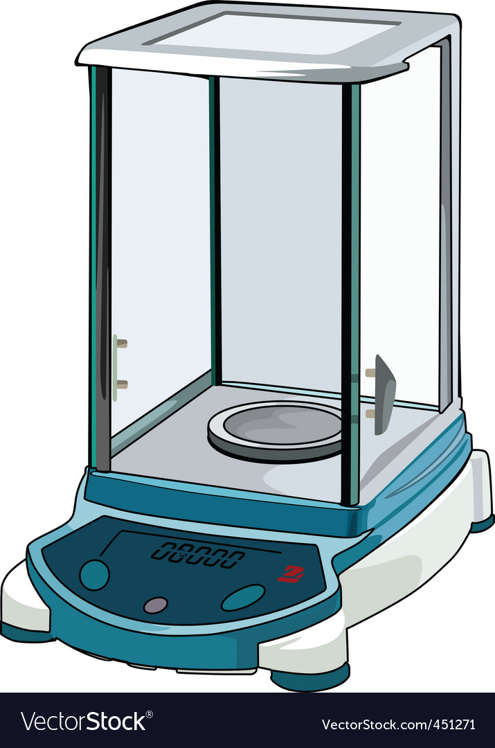 Weigh machine vector | Price: 1 Credit (USD $1)
