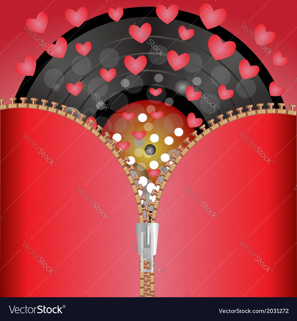 Musical hearts vector   Price: 1 Credit (USD $1)