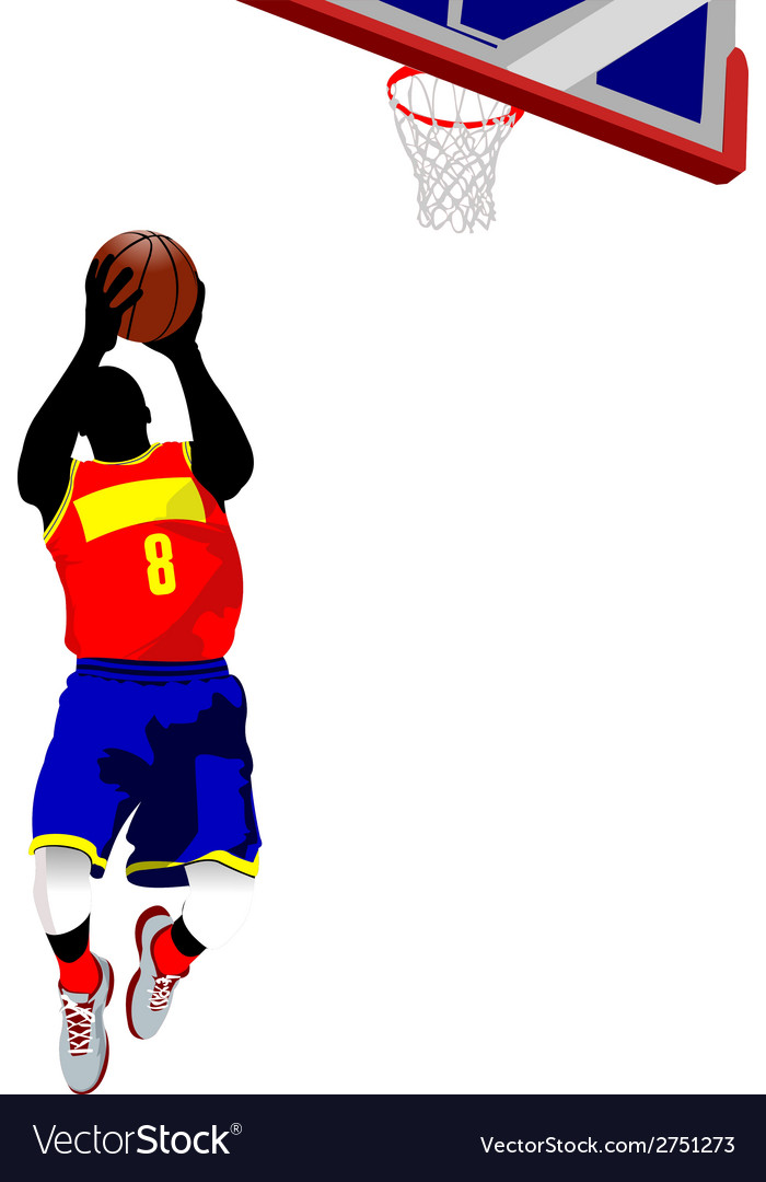 Al 0714 basketball 01 vector | Price: 1 Credit (USD $1)