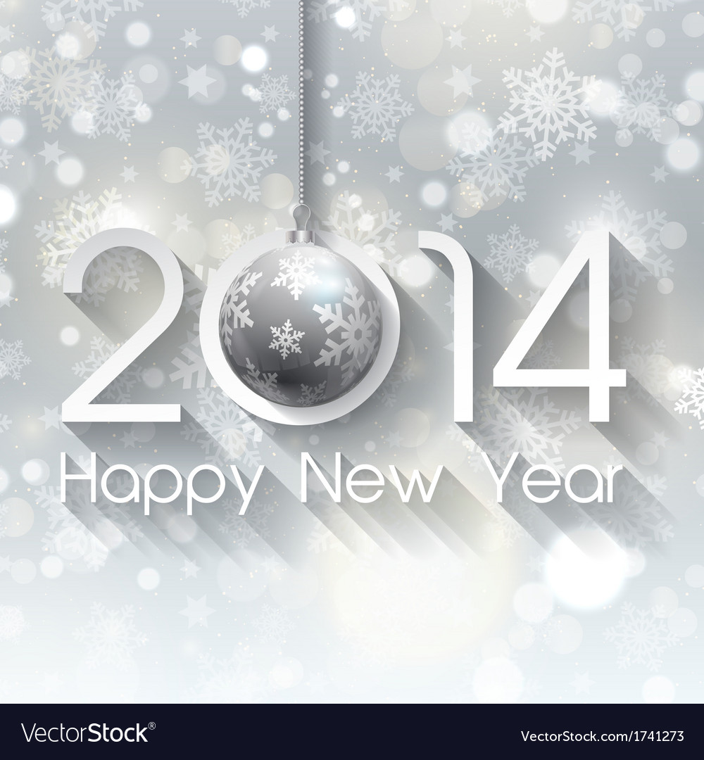 Happy new year background 1111 vector | Price: 1 Credit (USD $1)