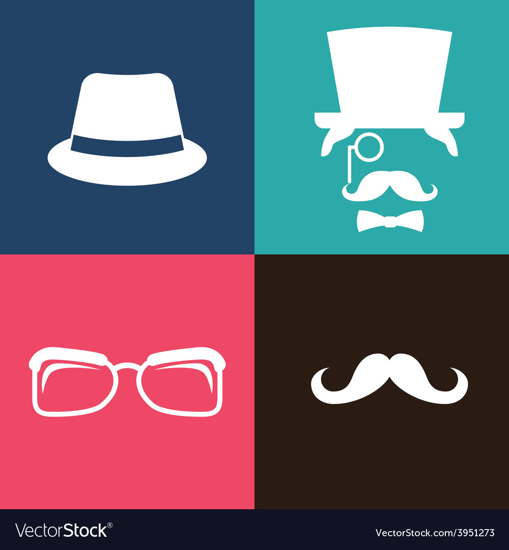 Hipster style vector | Price: 1 Credit (USD $1)